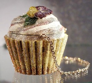cupcake with strap